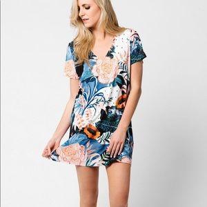 NWT Minkpink Tropic Heat Dress Small